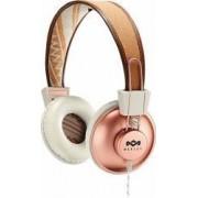 Casti On-Ear House of Marley Positive Vibration Copper