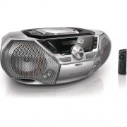 CD Audio System, Philips AZ783, 12W RMS