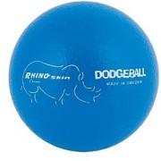 Champion Sports Rhino Skin Dodgeball (Neon Blue 6 )