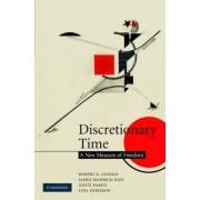 Discretionary Time by Robert E. Goodin