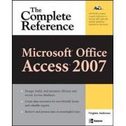 Microsoft Office Access 2007 by Virginia Andersen