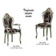 141/C TRAFORATA DOPIA CRESTA (piele)