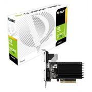 Palit Microsystems, Inc. Palit NEAT7300HD06H Carte graphique GRA PCX GT730 1 Go Passiv GeForce GT 730 902 MHz PCI-Express 1024 Mo