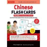 Chinese Flash Cards Kit Volume 2 by Jun Yang