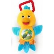 Baby Einstein-90628Y Pasare Muzicala Sing Play Yellow