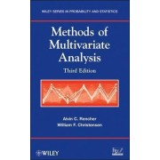 Methods of Multivariate Analysis by Alvin C. Rencher