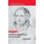 Hegel's Phenomenology of Spirit by Larry Krasnoff