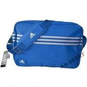 Adidas świetna torba naramię UCZELNIA SZKOŁA PRACA
