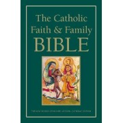 NRSV - The Catholic Faith and Family Bible by Harper Bibles
