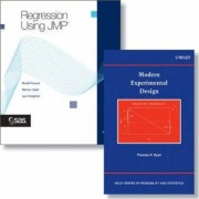 SAS Regression Using JMP: AND Modern Experimental Design by Rudolf J. Freund