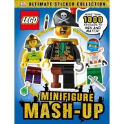 Ultimate Sticker Collection: Lego Minifigure: MASH-Up!, Paperback