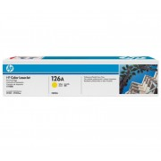 HP 126A Yellow LaserJet Toner Cartridge (CE312A)