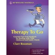 Therapy to Go by Clare Rosoman