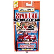 Matchbox Star Car Collection Series 1 Happy Days Candy Apple Red Metallic '56 Ford Pick-up Special Edition by Hot Wheels