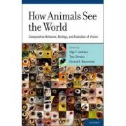 How Animals See the World by Olga F. Lazareva