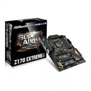 ASRock Carte mère Extreme6 Z170 ATX Intel Z170, DDR RAM 6 Go/s SATA PCIe 3.0, DisplayPort/DVI/HDMI