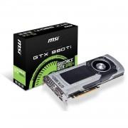 Carte graphique MSI GeForce GTX 980 Ti 6GD5 V1 6Go GDDR5