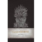 Game of Thrones: Iron Throne Hardcover Ruled Journal by Insight Editions