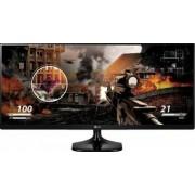 Monitor LED 25 LG 25UM58-P UW-XGA 5ms IPS Negru