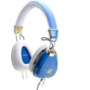 iDance FUNKY200 Headphones - Blue & White