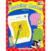 Start to Finish: Amazing Mazes Grd 1-2 by Debra J Housel