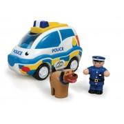 WOW Charlie a rendőrautó