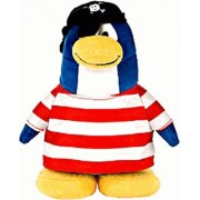 "Club Penguin 6.5"" Plush Wave 4 (Penguins Will Vary)"