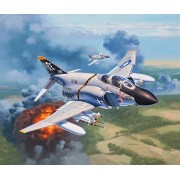 Revell F-4J Phantom US Navy 1:72 repülőgép makett 3941
