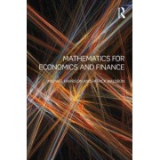 Mathematics for Economics and Finance by Michael Harrison