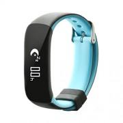 La presión arterial esfigmomanómetro NONMON monitor de ritmo cardíaco monitor de ritmo cardíaco del sueño rastreador de ejercicios inteligente podómetro pulsera de la venda