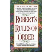 Robert's Rules of Order by Henry Martyn Roberts