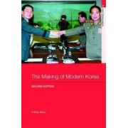 The Making of Modern Korea by Adrian Buzo