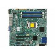 SERVER MB C222 S1150 MATX/BLK MBD-X10SL7-F-B SUPERMICRO