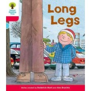 Oxford Reading Tree: Level 4: Decode & Develop Long Legs by Roderick Hunt