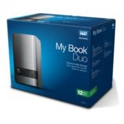 HDD 12TB My Book Duo Premium RAID Storage WDBLWE0120JCH