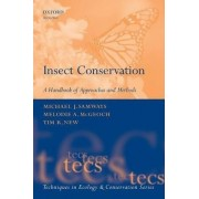 Insect Conservation by Michael J. Samways