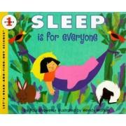 Sleep is for Everyone by Paul Showers