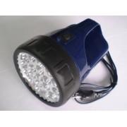 Lanterna 19 leduri albe cu acumulator reincarcabil HL324L