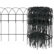 vidaXL Dekoratívne záhradné pletivo v rolke 10 x 0,4 m