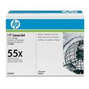 HP INC. - TONER NERO 55X PER P3015 ALTA CAPACITA - CE255X