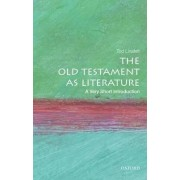 The Hebrew Bible as Literature: A Very Short Introduction by Tod Linafelt