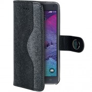 Husa Agenda Onda Negru SAMSUNG Galaxy Note 4 Celly