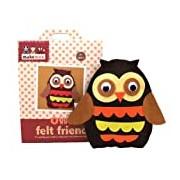 Make Woodland Friends Make-Your-Own Owl Felt Friend