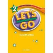 Let's Go: 2: Teacher Cards by Ritsuko Nakata