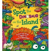 Spot the... Dinosaur on the Island by Stella Maidment