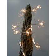 vlinder decoratie kerstlichtjes