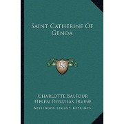 Saint Catherine of Genoa by Charlotte Balfour