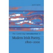 The Cambridge Introduction to Modern Irish Poetry, 1800-2000 by Justin Quinn