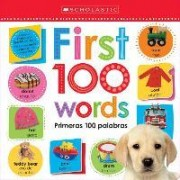 Lift the Flap: First 100 Words / Primeras 100 Palabras (Scholastic Early Learners) by Inc. Scholastic