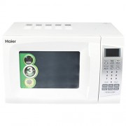 Haier 17 L Grill Microwave Oven (HDA1770EGT, White)